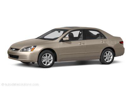 2003 Honda Accord Transmission Repair