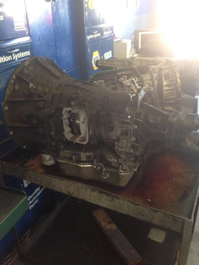 Recent Works - Car Transmission Service - Diesel Transmission Service